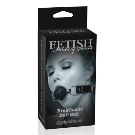 fetish fantasy edicion limitada mordaza transpirable