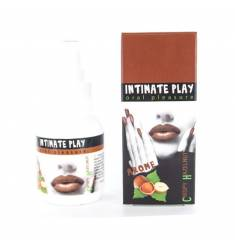 INTIMATE PLAY GEL PARA SEXO ORAL AVELLANA