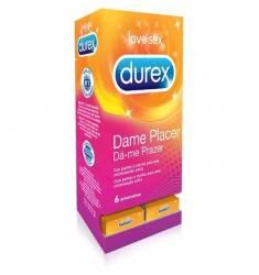 DUREX DAME PLACER 6 UDS