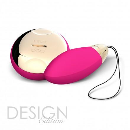 lelo insignia design edition lyla 2 masajeador rosa intenso