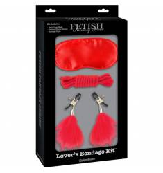 LOVERS BONDAGE KIT