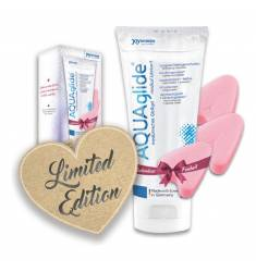 LOVE BUNDLE - KIT EXCLUSIVO AQUAGLIDE 200ML + 3 SOFT-TAMPONS