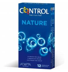 PRESERVATIVOS CONTROL NATURE 12UDS