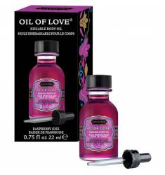 OIL OF LOVE  FRAMBUESA - 22ML
