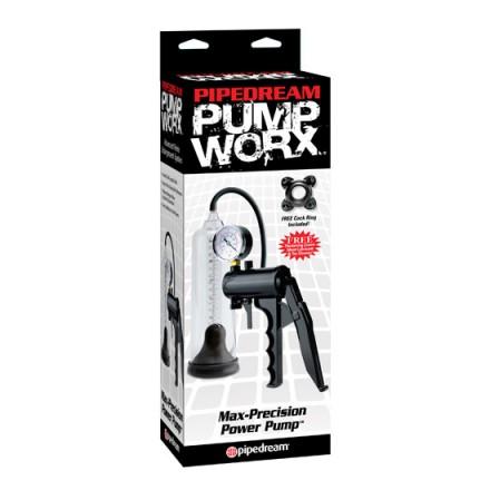pump worx bomba de ereccion maxima precision