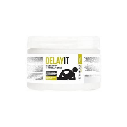 DELAY IT - BUILDING YOU UP TO YOUR FULL POTENTIAL - GEL RETARDANTE 500ML