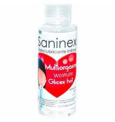 SANINEX GLICEX MULTIORGASMIC WOMAN HOT 4 IN 1 - 100ML