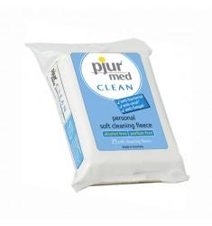 PJUR MED CLEAN TOALLITAS INTIMAS 25 UDS