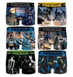 PACK 6PCS SURTIDO BATMAN FREEGUN