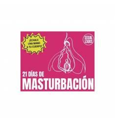 21 DÍAS DE MASTURBACIÓN. EDICIÓN VULVA