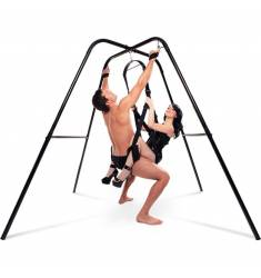 ART REACONDICIONADO: FETISH FANTASY SWING STAND SOPORTE PARA COLUMPIOS