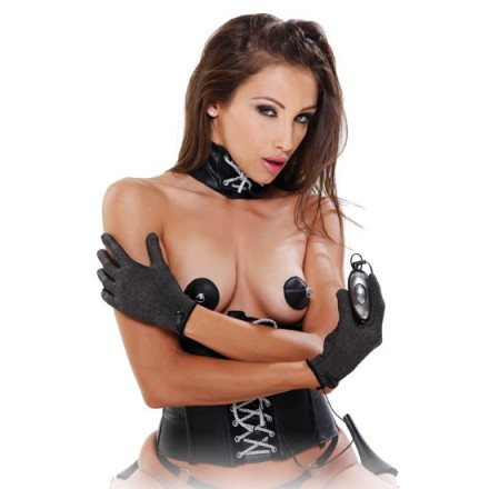 fetish fantasy shock therapy guantes