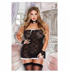 ROOM SERVICE FRENCH MAID COSTUME- PICARDIAS CRIADA