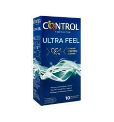 CONTROL PRESERVATIVOS FINISSIMO ULTRAFEEL 10 UDS