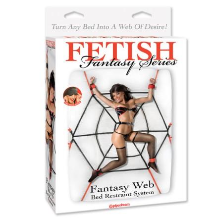 fetish fantasy telaraña de fantasia