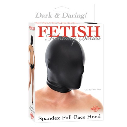 fetish fantasy mascara completa