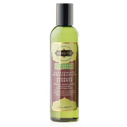 kamasutra naturals aceite de masaje granada ardiente