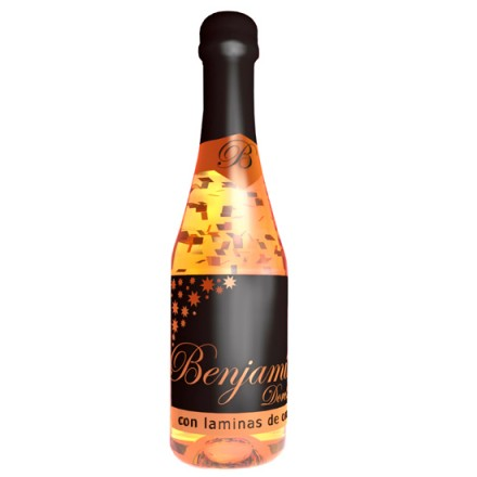 vino espumoso benjamin dore 22 oro 200 ml