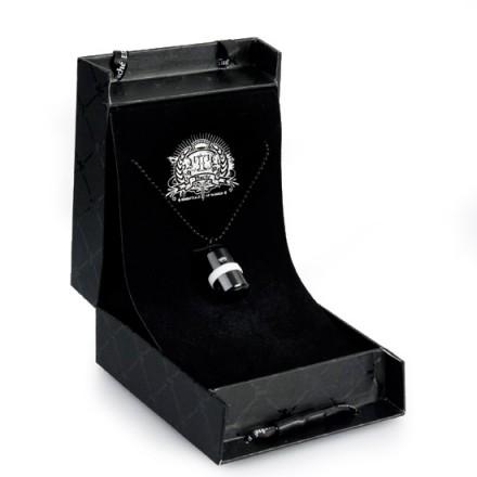 touche queen collar con vibrador negro