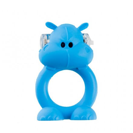 beasty toys anillo vibrador hipopotamo
