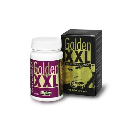 big boy golden xxl capsulas aumento del pene