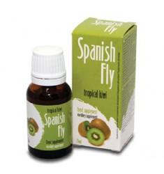 SPANISH FLY GOTAS DEL AMOR KIWI TROPICAL