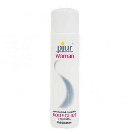 pjur women lubricante silicona 100 ml