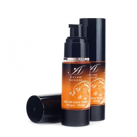 extase sensuel aceite estimulante mango