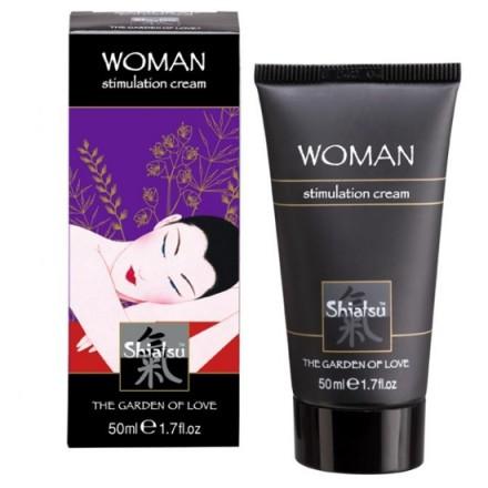 shiatsu sueños de una geisha crema estimulante