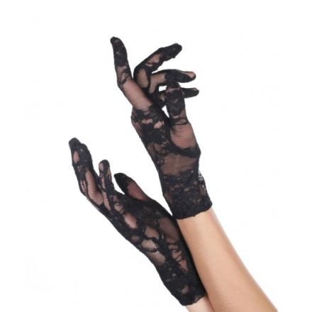 leg avenue guantes elasticos de encaje
