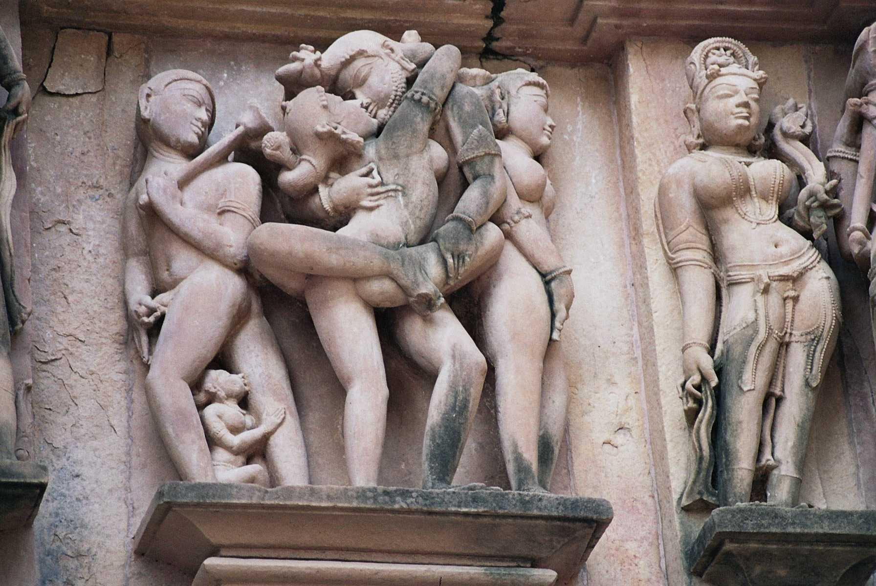 La historia del sexo extramatrimonial