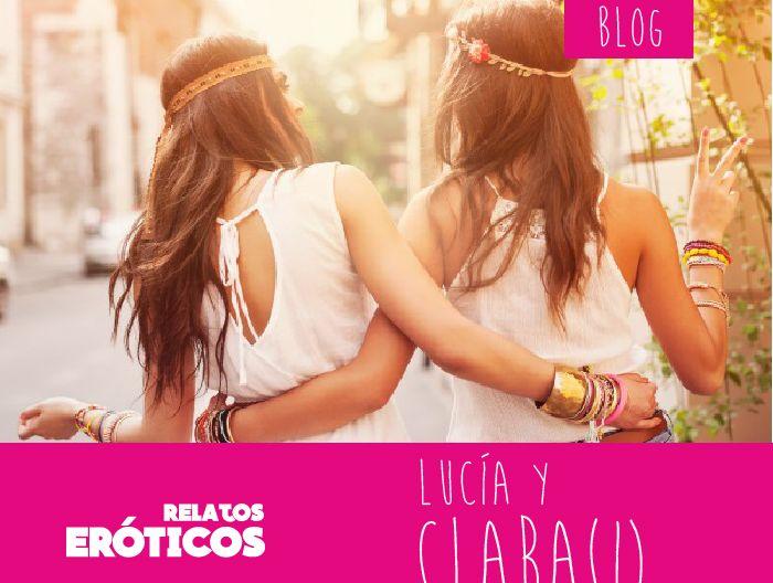 Relato erótico: Lucía y Clara